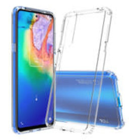 blu element ÉTUI TCL 20 PRO 5G - Blu Element - DropZone Clear Rugged