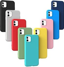 Apple ÉTUI iPhone 11 Pro - Goospery Soft Feeling Jelly Case