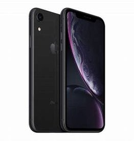 Apple APPLE IPHONE XR noir 64GB déverrouillé BATT. 92%