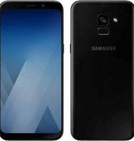 Samsung SAMSUNG GALAXY A8 2018 noir - déverrouillé