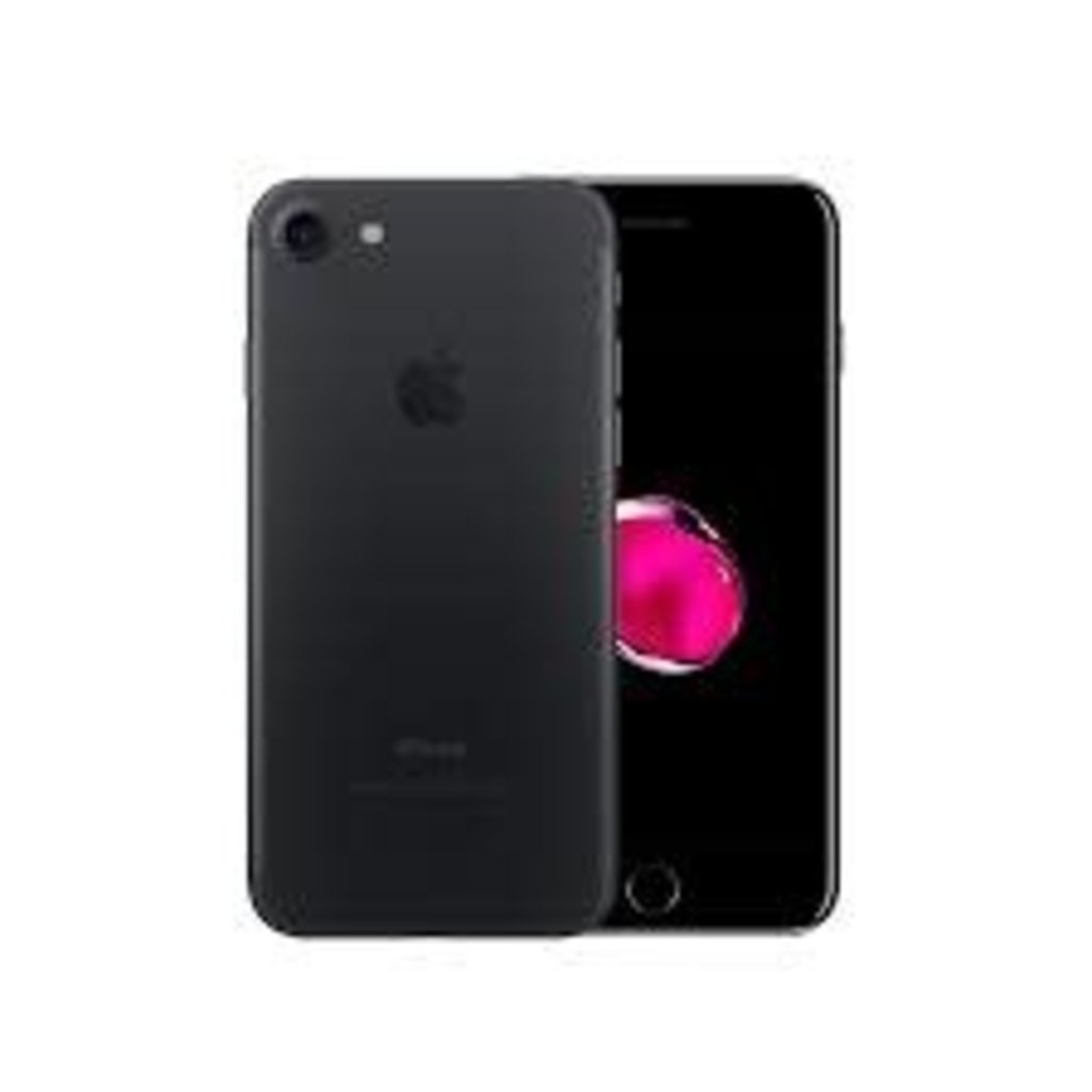 Apple APPLE IPHONE 7 noir mât 32 GB déverrouillé
