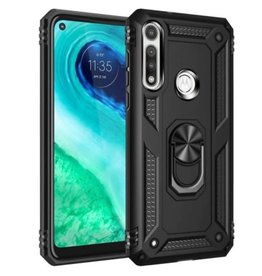 Apple ÉTUI iPhone 13 PRO - Transformer Magnet Enabled Case with Ring Kickstand