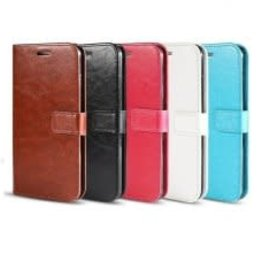 Huawei ÉTUI IPHONE 13 Book Style Wallet Case With Strap