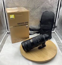 NIKON Nikon AF-S 70-200mm F2.8 VR ll Lens Used EX-