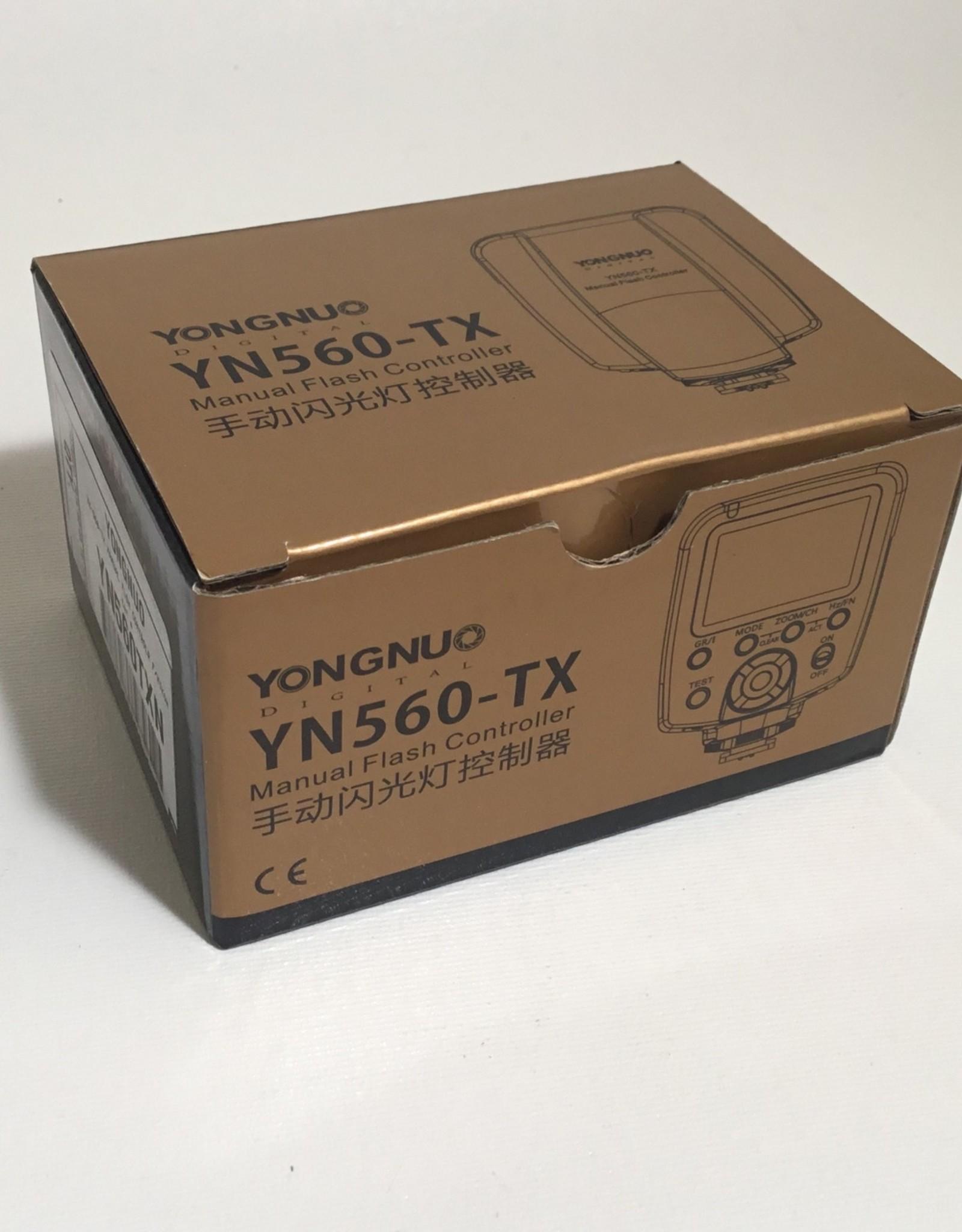 Youngnuo Yn569-TX flash controller for Nikon used in box