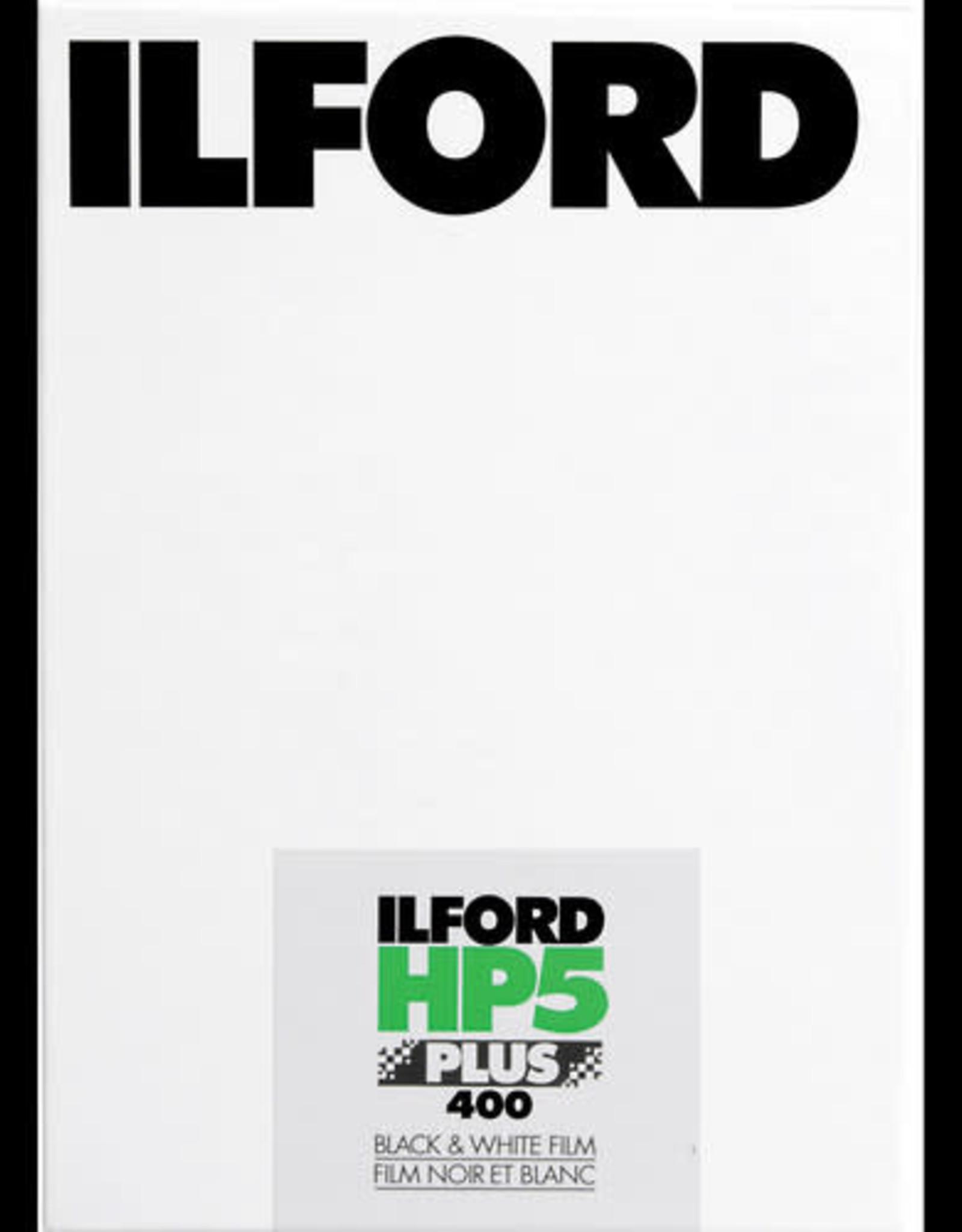 ILFORD HP5 4X5 25 SHEET
