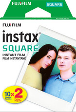 FUJI FUJI INSTAX SQUARE 2 PACK FILM