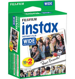 FUJI FUJI INSTAX WIDE 2 PACK FILM
