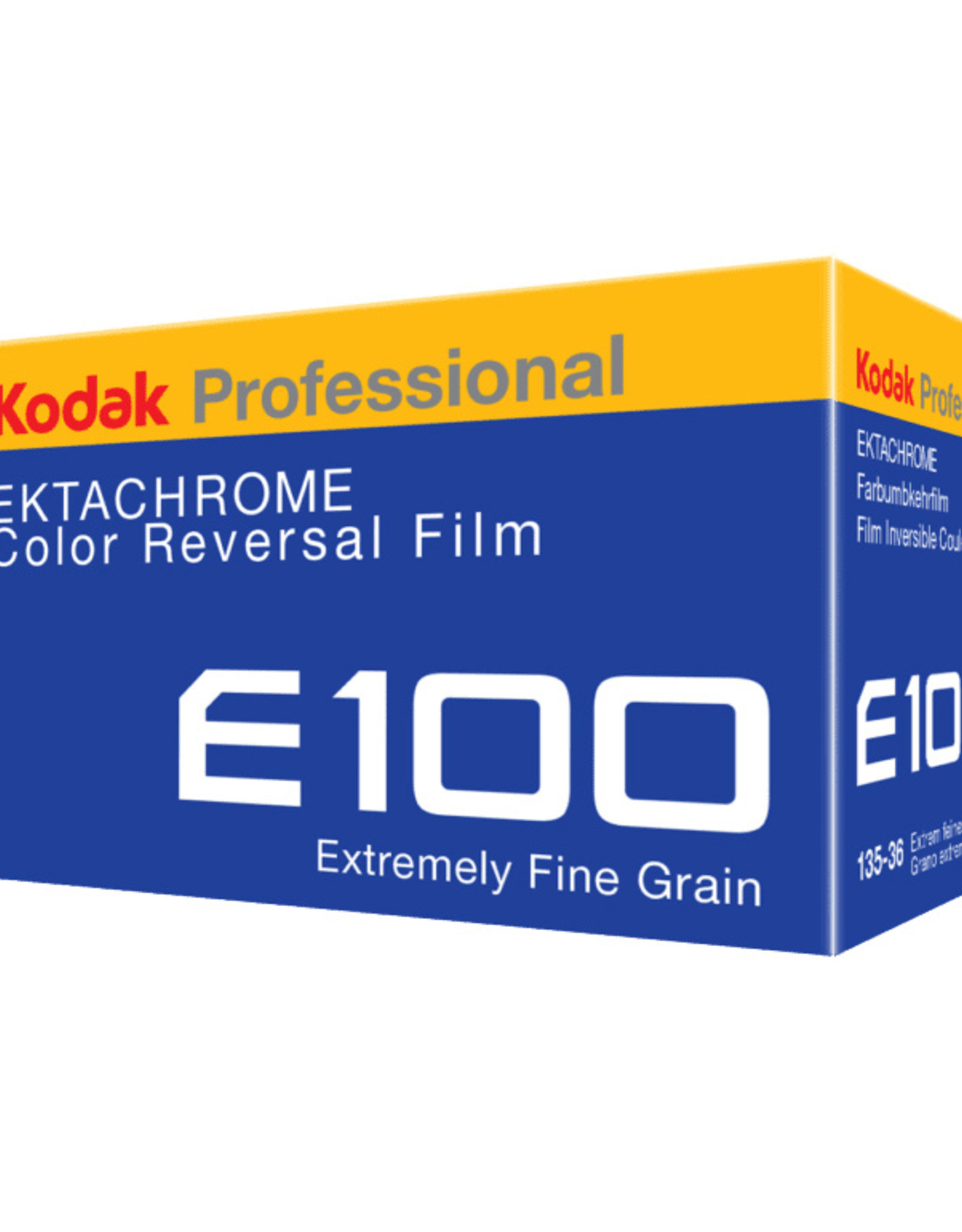 Kodak Ektachrome E100 135-36 SLIDE FILM