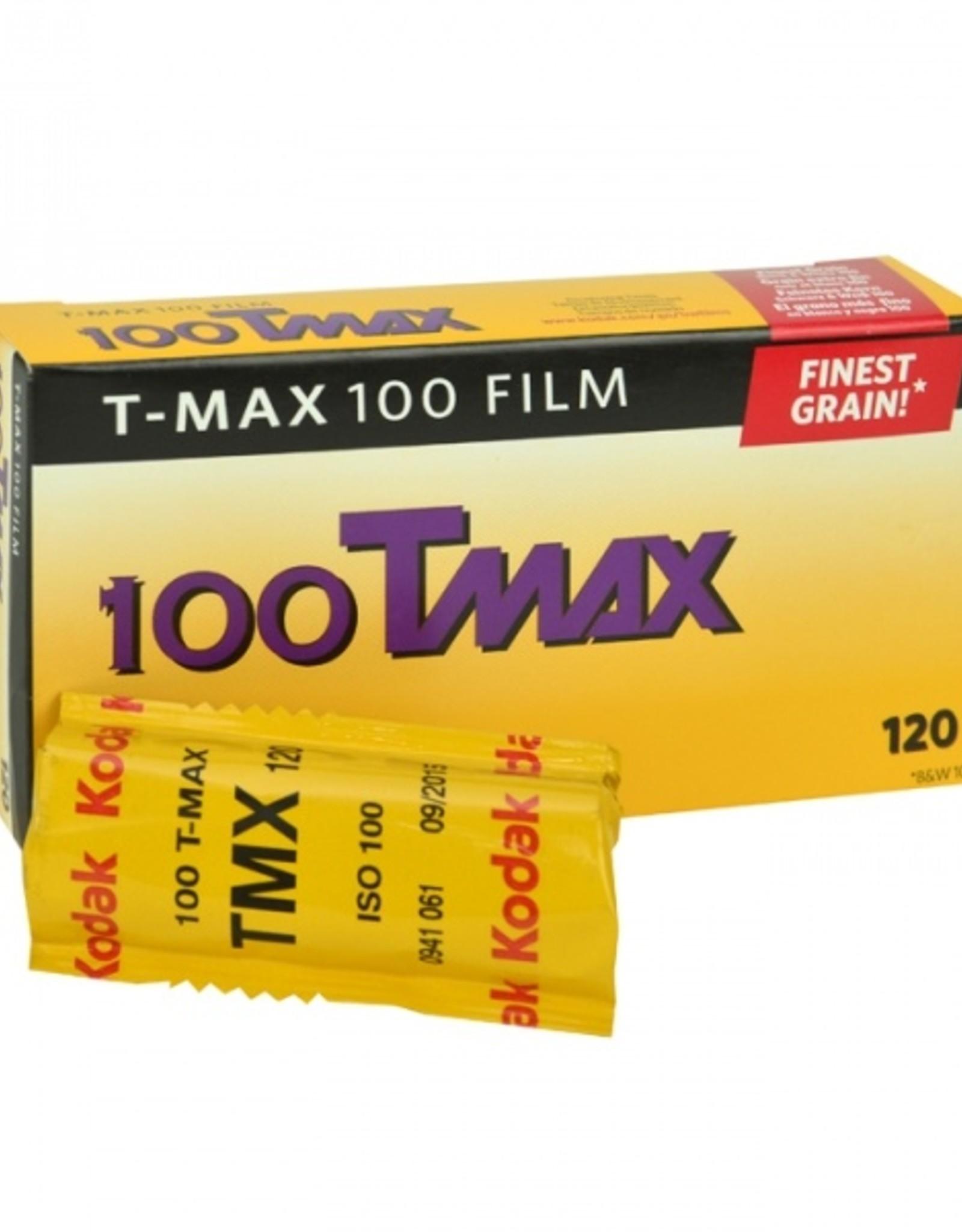 KODAK Tmax 100 TMX 120
