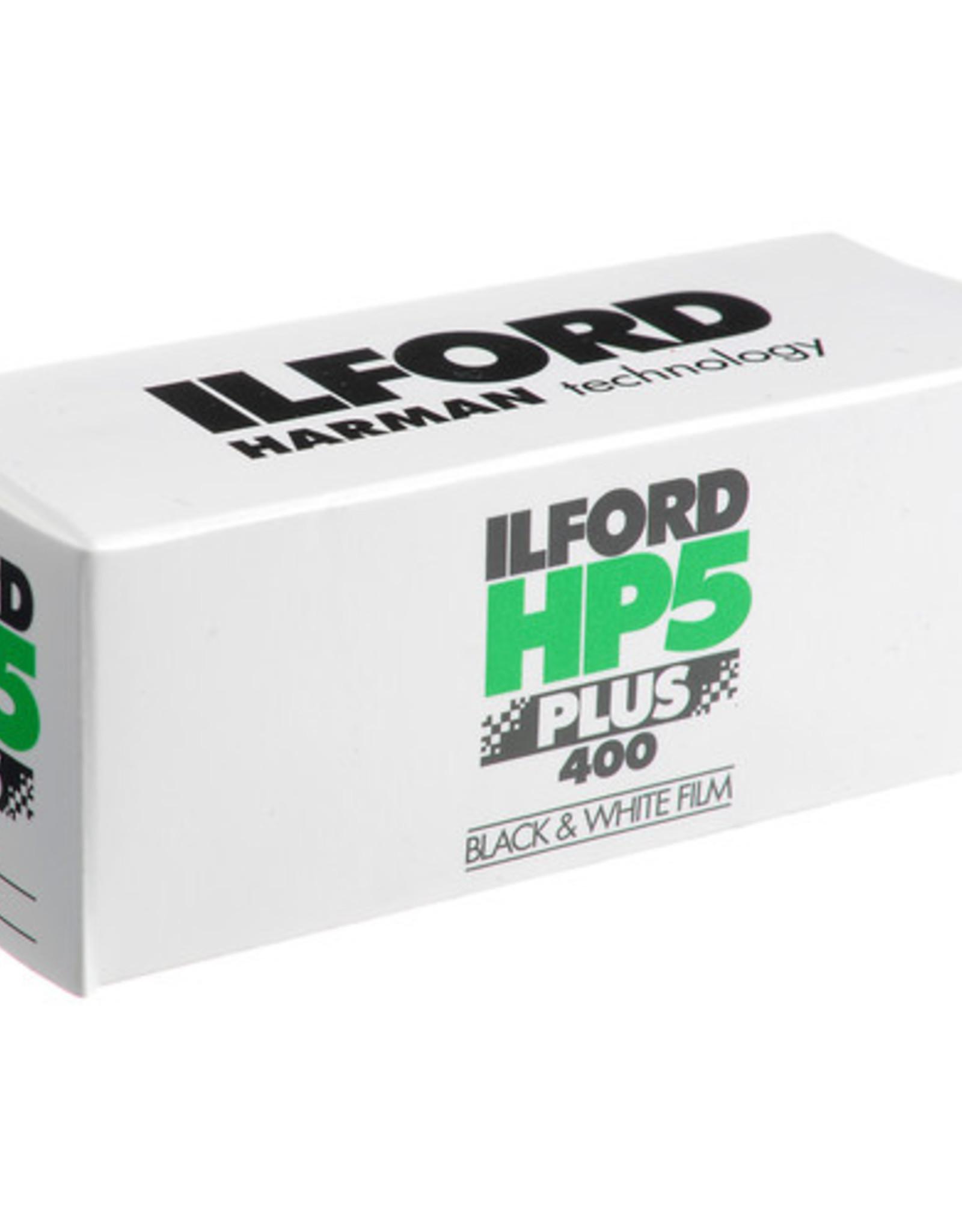 ILFORD HP5 120 FILM