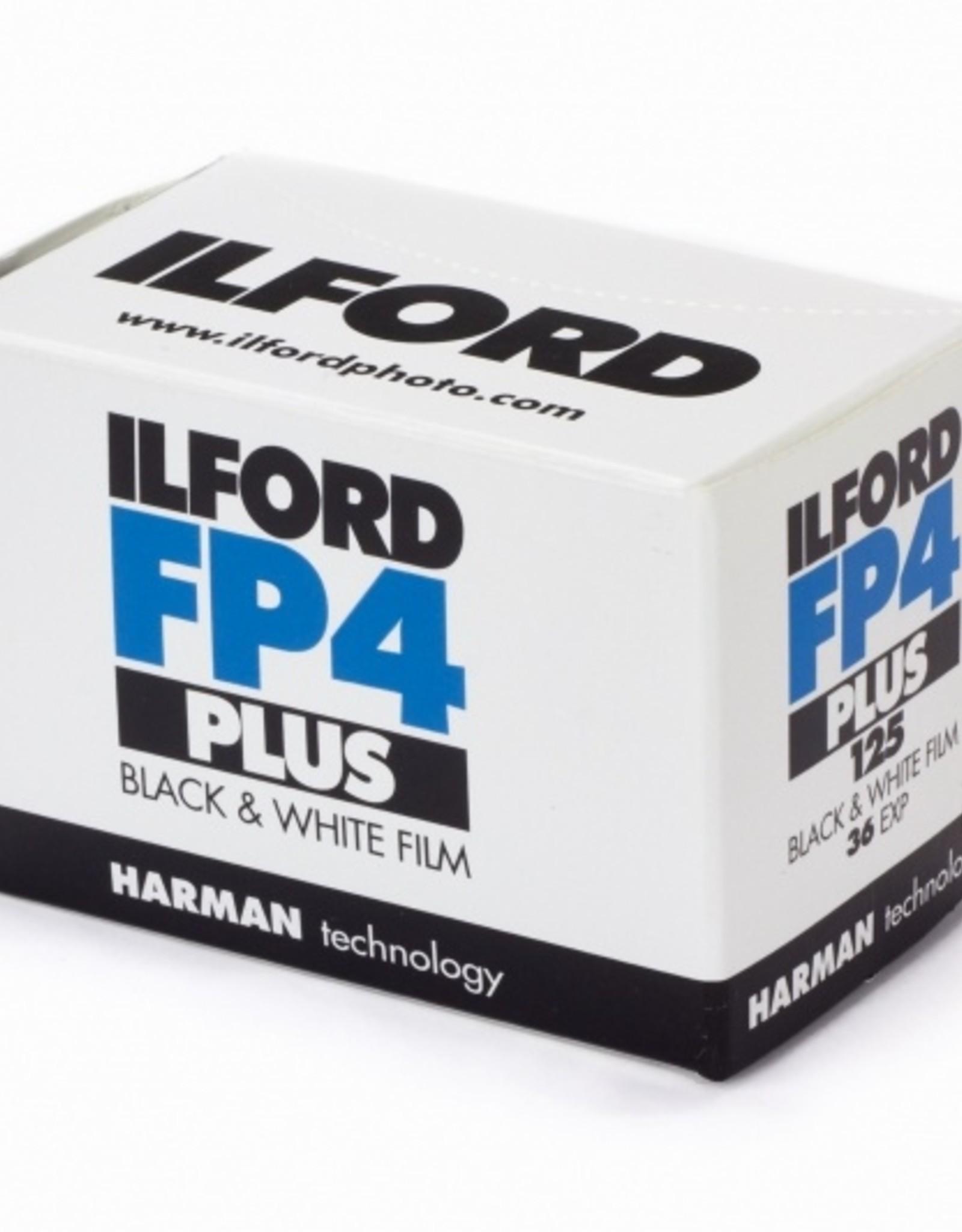 ILFORD FP4 135-36