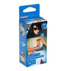 Lomography Color Negative 400 ISO 35mm Film - 3 Pack