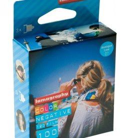 Lomography Color Negative ISO 100 120 (3 pack)
