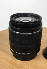 CANON Canon EF-S 18-55mm IS II Lens Used EX+