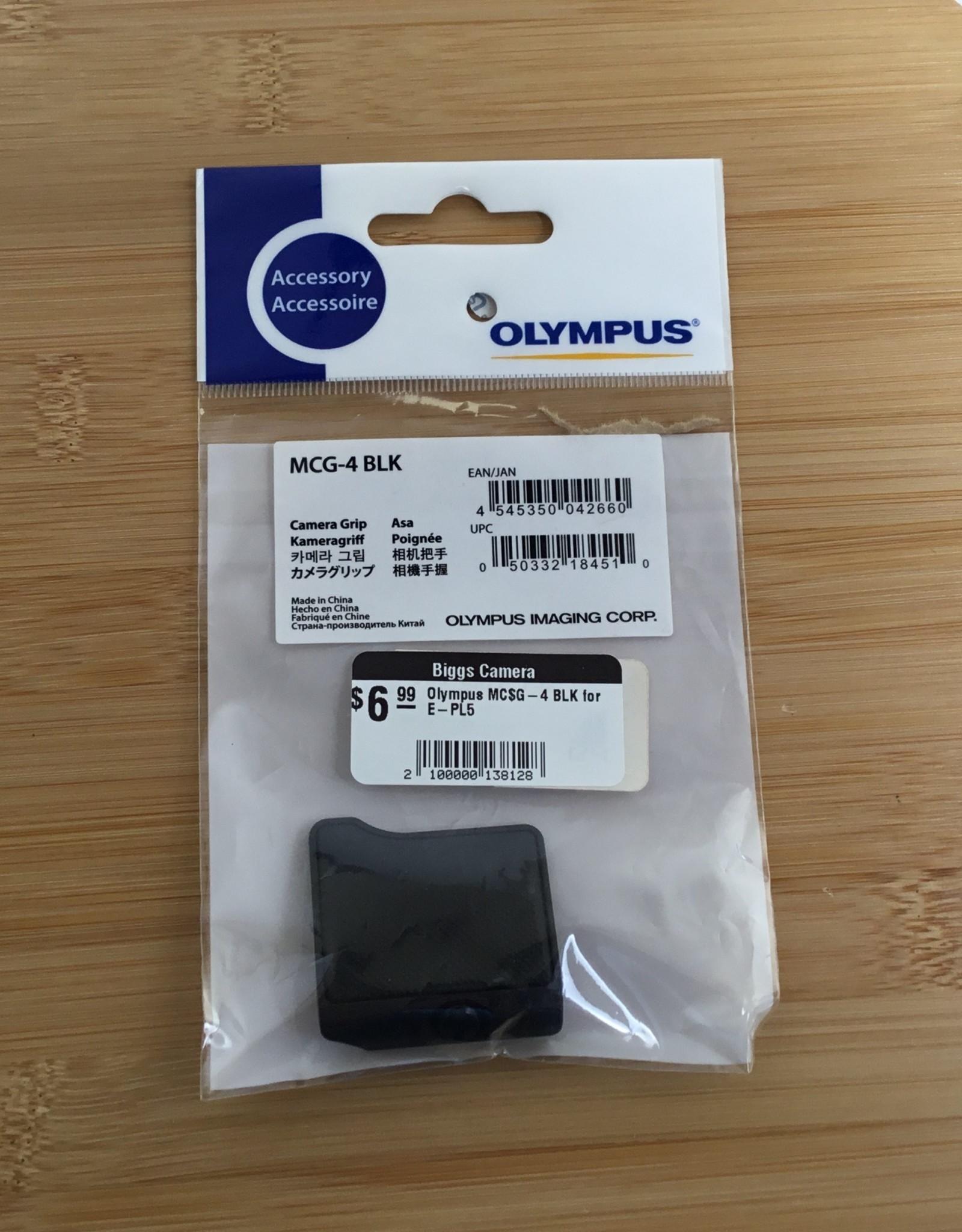 OLYMPUS Olympus MCG-4 BLK for E-PL5 Used LN