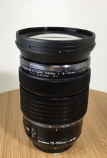 OLYMPUS Olympus 12-100mm f4 IS Pro Lens Used EX+