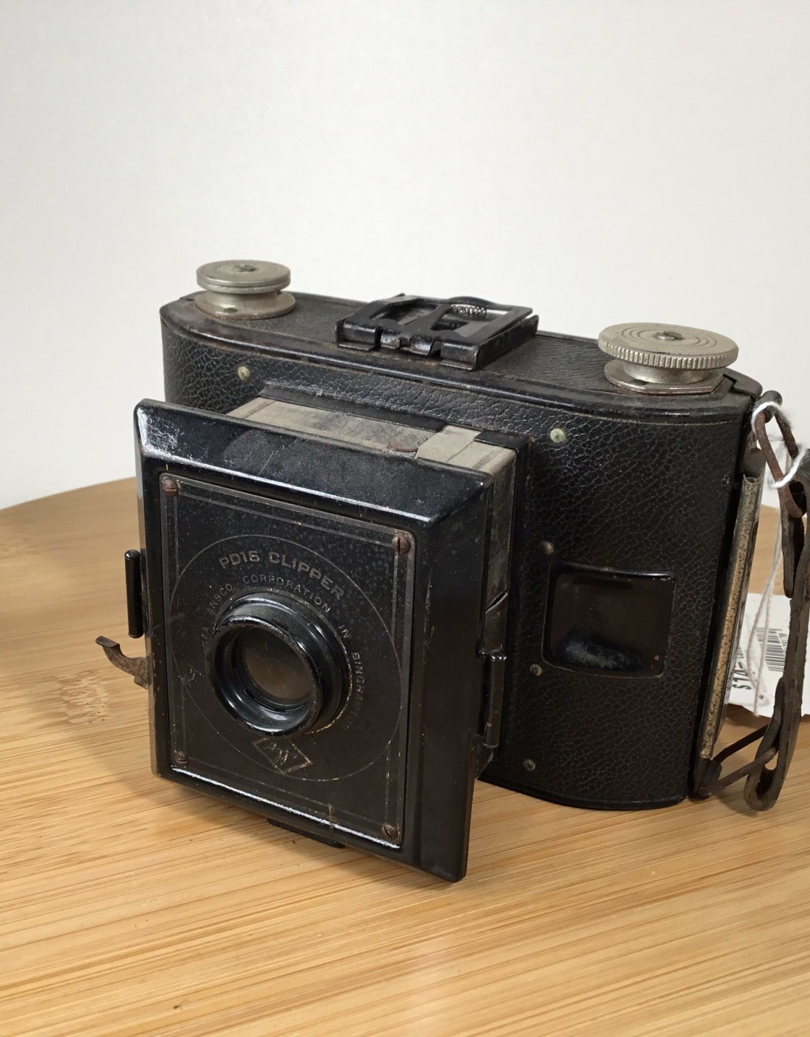 agfa Agfa PD16 Clipper Vintage Camera for Display Used BGN