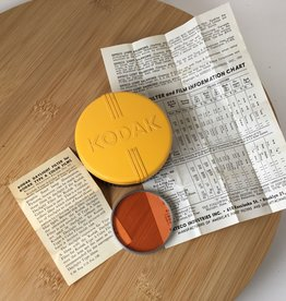 Kodak Series VII Daylight Filter for Type A Film Used EX