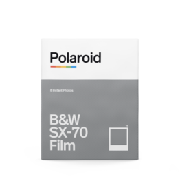 POLAROID POLAROID SX-70 B&W FILM New