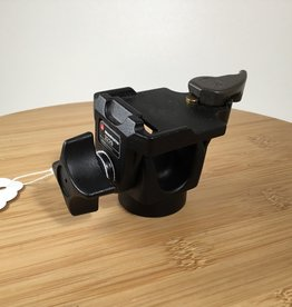 MANFROTTO Manfrotto 3229 Swivel Tilt Monopod Head No Plate Used EX