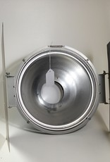 "Speedotron Speedotron  Blackline 11"" Reflector with Barndoor Used EX"