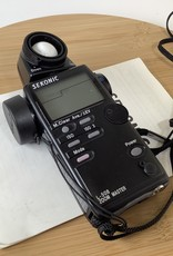 SEKONIC Sekonic L-508 Zoom Master with Used EX