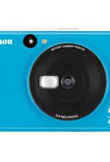 CANON CANON IVY CLIQ+ Instant Camera Printer (Sapphire) New