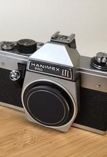 pentacon Pentacon Hanimex Pro LTL Camera Used EX