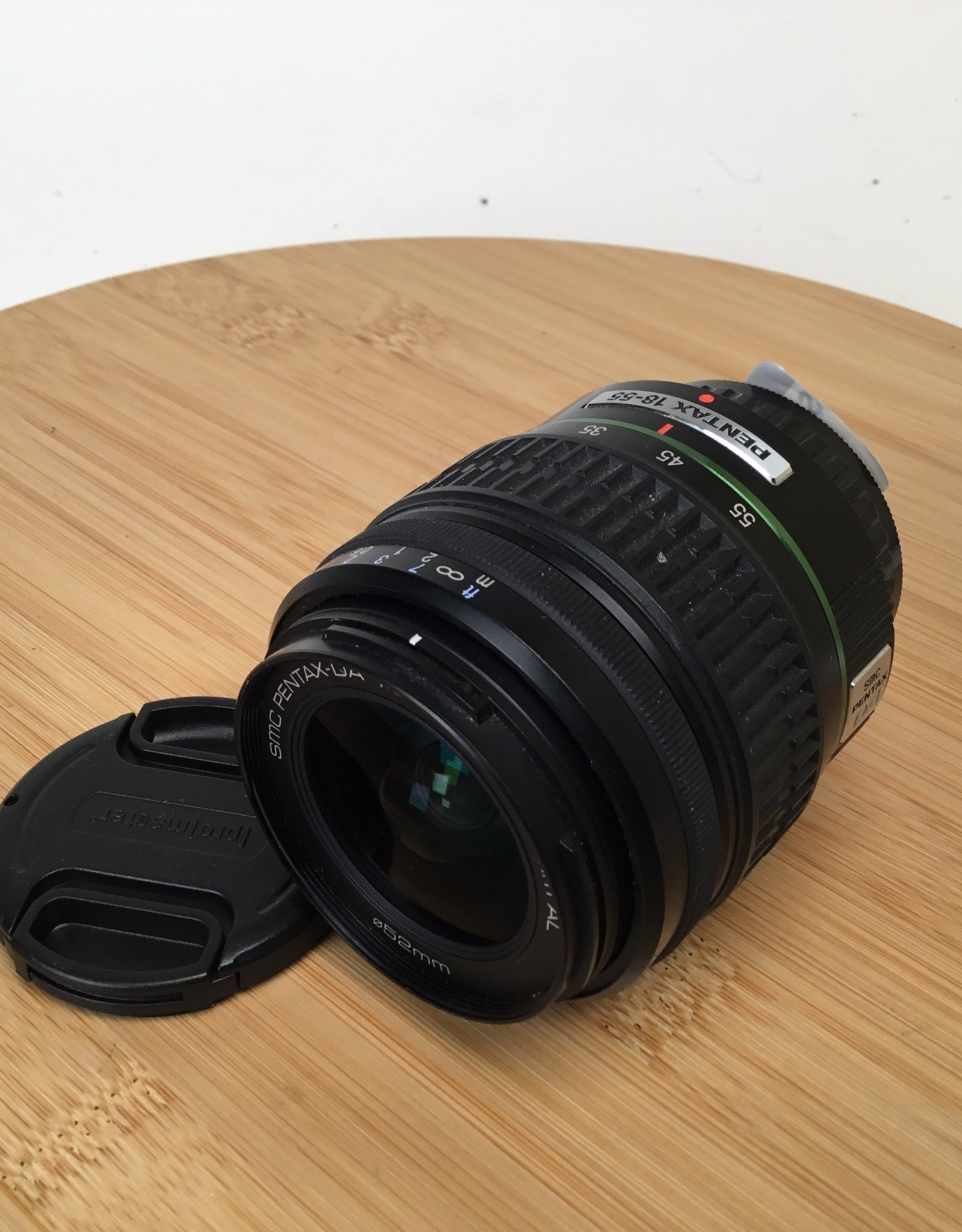 Pentax Pentax DA 18-55mm AL f3.5-5.6 Used EX