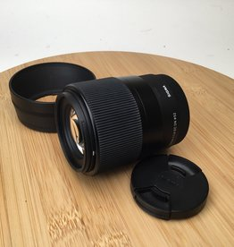 SIGMA Sigma 30mm f1.4 DC DN Lens for Sony Used EX+