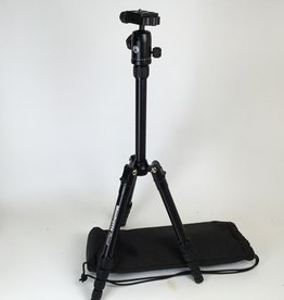MANFROTTO Manfrotto Element Tripod with Ball Head MKELES5BK-BH Used EX+
