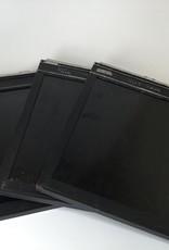 8x10 Lisco Cut Film Holder Set of 3 Used EX-
