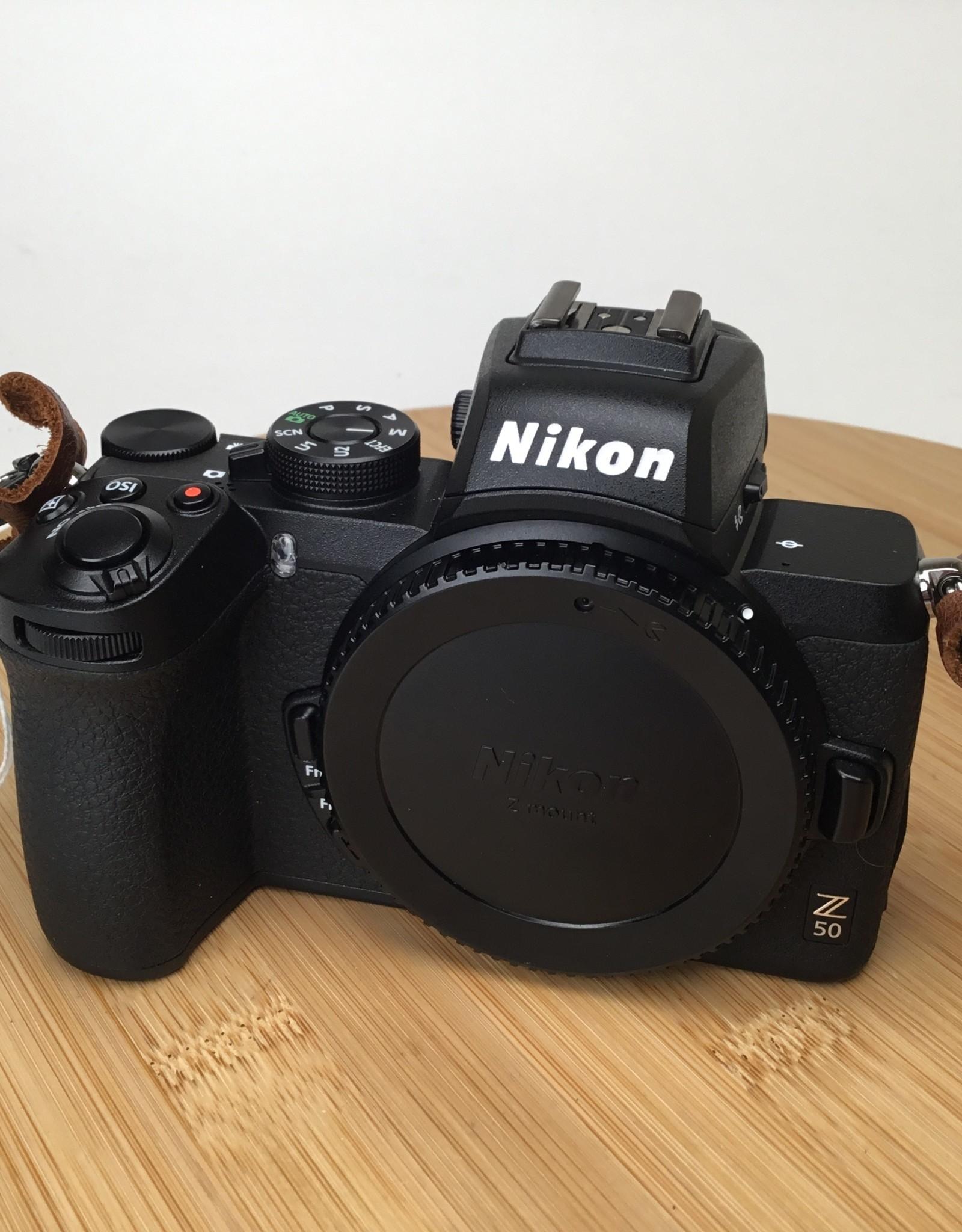 NIKON Nikon Z50 Camera Body Used EX+
