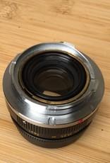 Leica Leica Leitz 35mm f2 Summicron M Lens Canada Used EX
