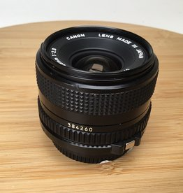 CANON Canon FD 28mm f2.8 Lens Used EX