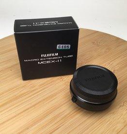 FUJI Fuji MCEX-11 Macro Extension Tube in Box Used EX+