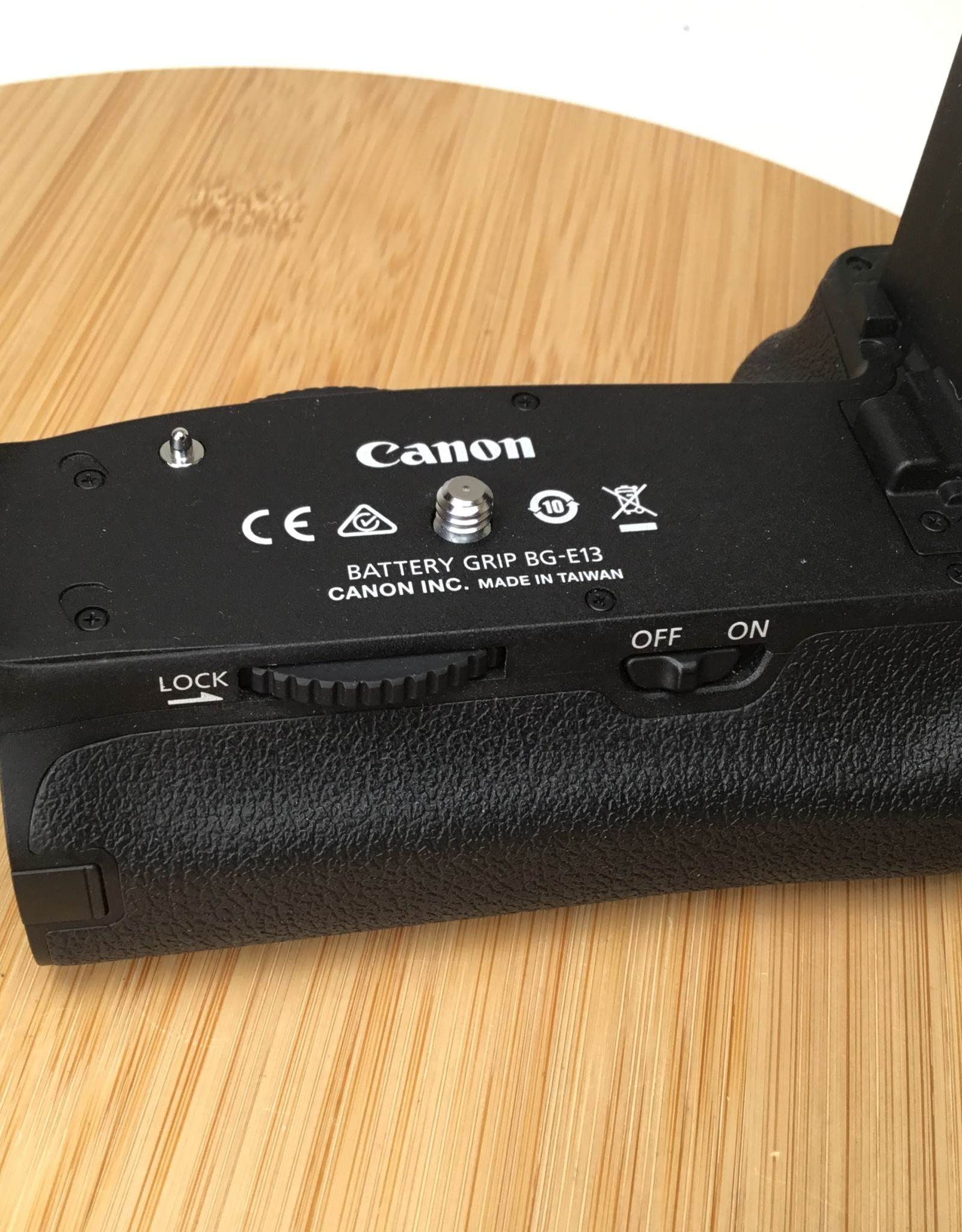 CANON Canon Grip BG-E13 fits 6D Used EX