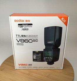 GODOX Godox V860IIC Flash for Canon in Box Used LN