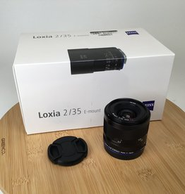 ZEISS Zeiss Loxia 35mm f2 Sony E Mount Lens in Box Used EX