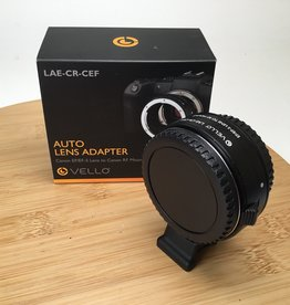 Vello LAE-CR-CEF Canon EF to RF Lens Adapter Used LN