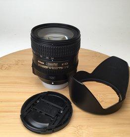 NIKON Nikon AF-S Nikkor 24-85mm f3.5-4.5 G VR Lens Used EX