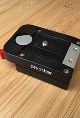Sachtler Touch And Go Adapter With Plate Used EX