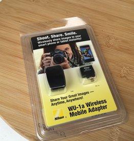 NIKON Nikon WU-1a Wireless Mobile Adapter Used LN