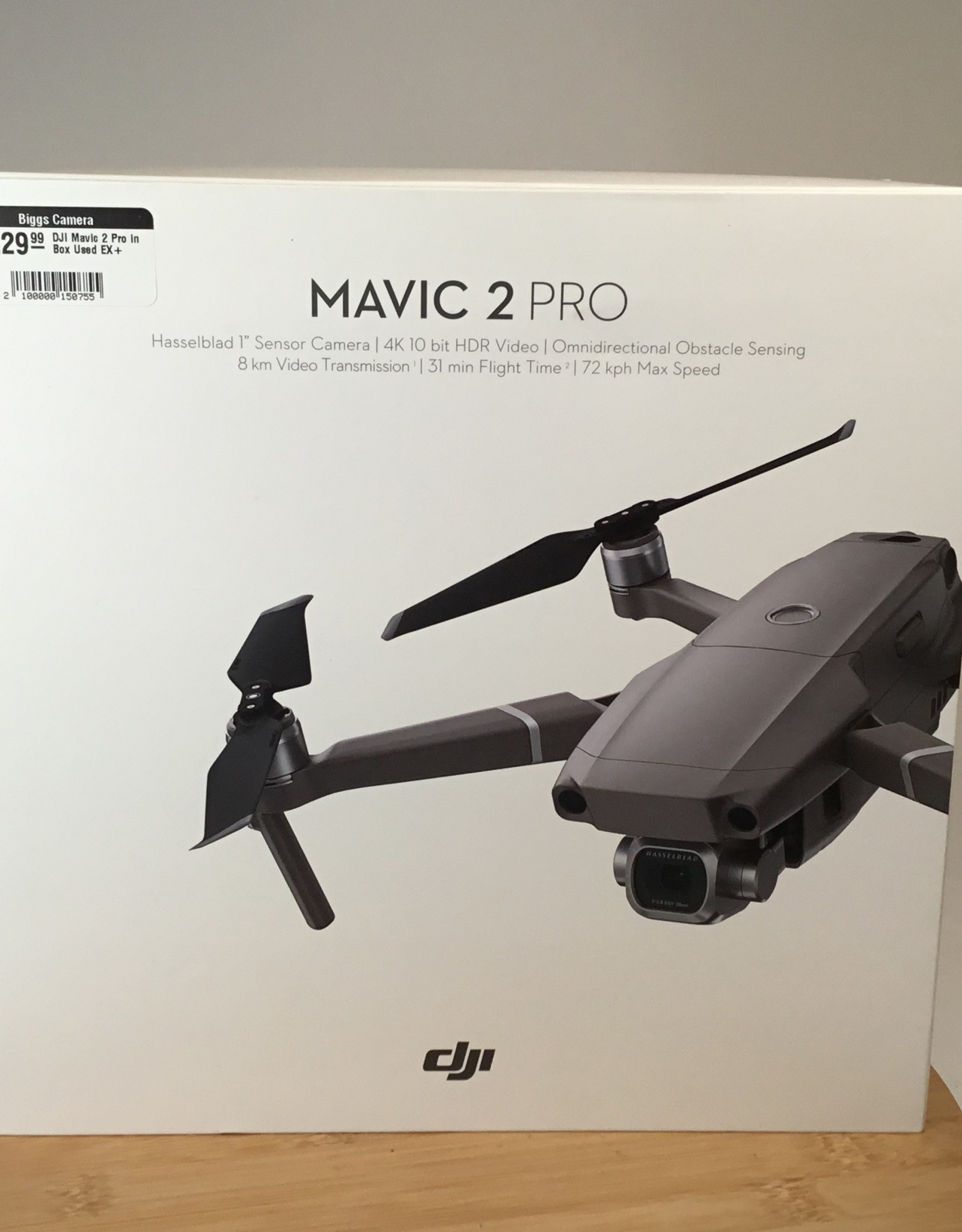 DJI DJI Mavic 2 Pro in Box Used EX+