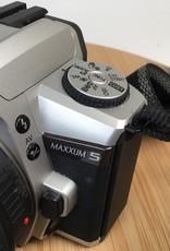 Minolta Maxxum 5 W/ Sigma 28-90mm Used EX+
