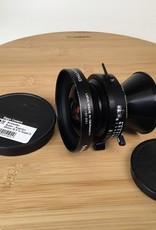 Schneider Super-Angulon 65mm f5.6 in Copal O Shutter Used EX
