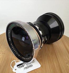 Schneider Kreuznach Sinar Super-Angulon 165mm f8 Lens Used UG