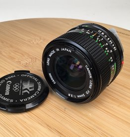 CANON Canon FD 24mm f2.8 Lens Used EX