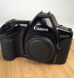 CANON Canon EOS-1N 35mm Camera Body Used EX